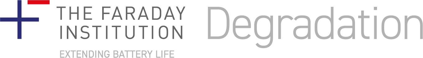 Faraday Institution Degradation project